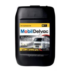 M-DELVAC MX EXTRA10W40 20L